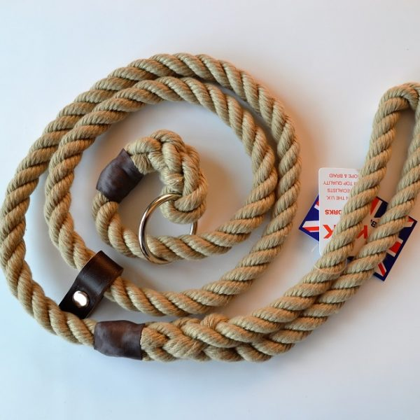 Thicker Rope Slip lead
